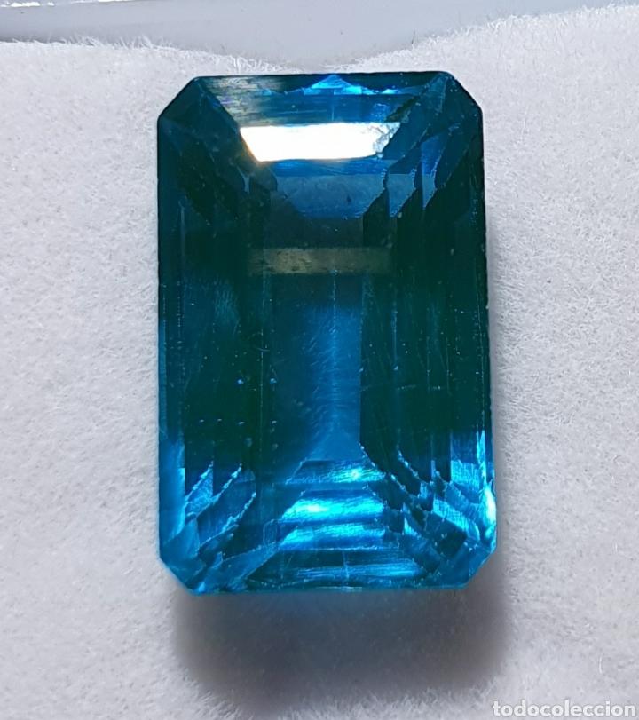 Coleccionismo de gemas: Excepcional Turmalina natural de 8.22 Quilates valorado en más de 650 euros - Foto 2 - 219687600