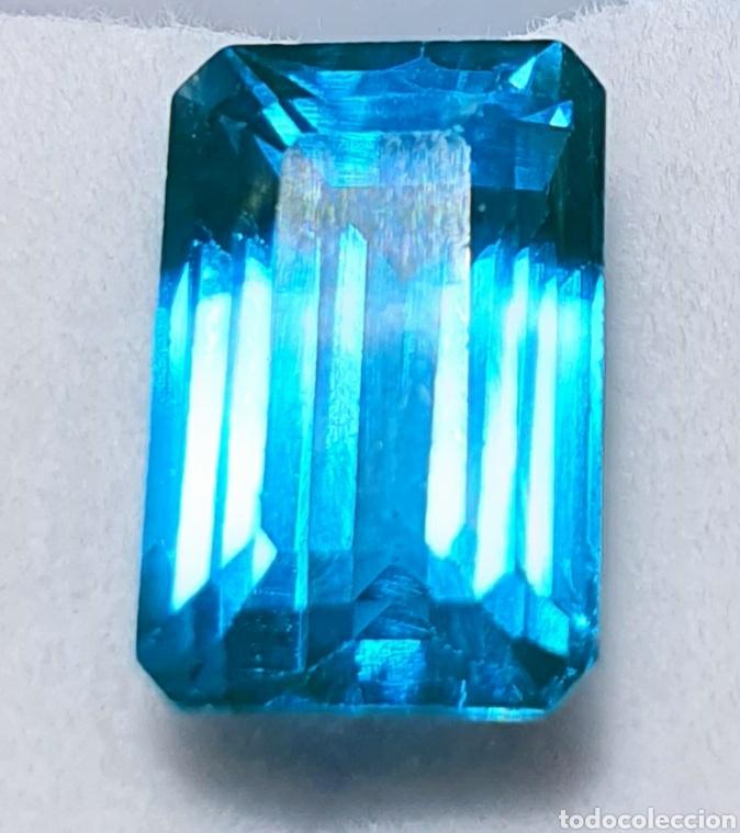 Coleccionismo de gemas: Excepcional Turmalina natural de 8.22 Quilates valorado en más de 650 euros - Foto 3 - 219687600