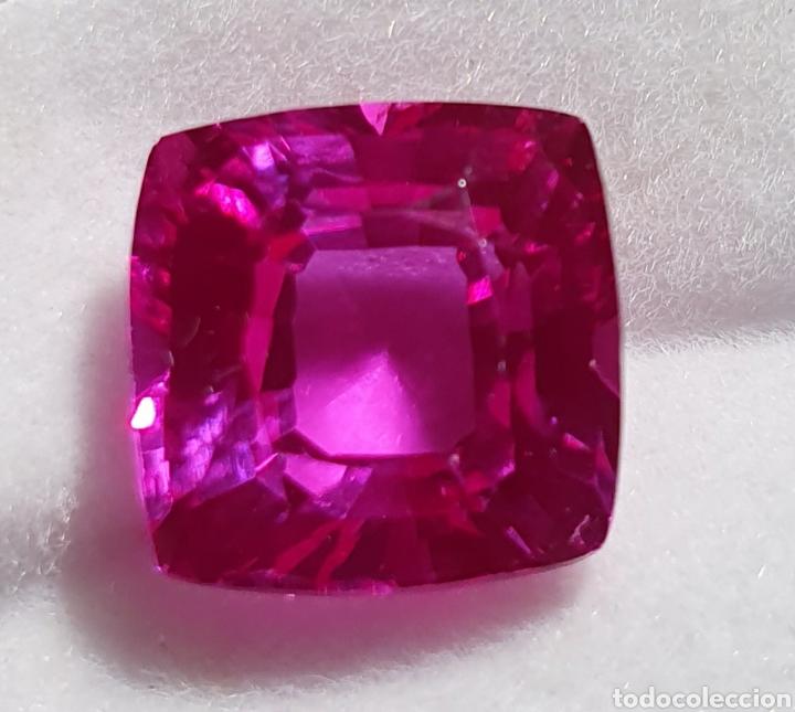 Coleccionismo de gemas: Excepcional Zafiro natural de 10.12 Quilates valorado en más de 700 euros. - Foto 3 - 219687757
