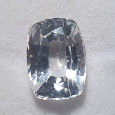 Coleccionismo de gemas: EXCEPCIONAL ZAFIRO NATURAL DE 6.40 QUILATES VALORADO EN MÁS DE 700 EUROS. Lote 220783273
