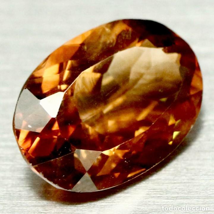Coleccionismo de gemas: Topacio Champang 14.0 x 9.8 mm - Foto 2 - 224622350