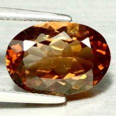 Coleccionismo de gemas: TOPACIO CHAMPANG 14.0 X 9.8 MM. Lote 224622350