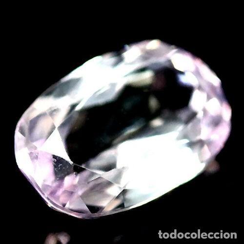 Coleccionismo de gemas: Kunzita Oval 10.5 x 7,0 mm. - Foto 2 - 224623151