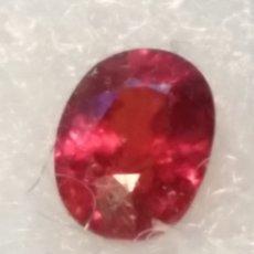 Colecionismo de pedras preciosas: MINERAL GRANATE ESPERSATINA TALLADO . MADAGASCAR.. Lote 226041235