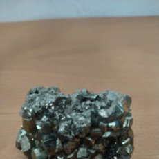 Coleccionismo de gemas: PIEDRA DE PIRITA AUTÉNTICA MEDIDAS 8 POR.5 CENTÍMETROS. Lote 228625440