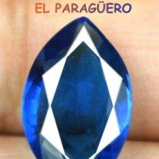Coleccionismo de gemas: TANZANITA MARQUESA AZUL DE 6,05 KILATES CERTIFICADO AGI MEDIDA 1,6X0,9X0,6 CENTIMETROS-P5. Lote 234411150