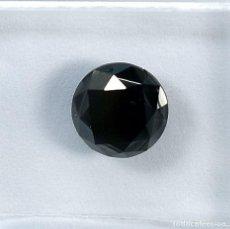 Coleccionismo de gemas: DIAMANTE - 1.52 CT - BRILLANTE - BLACK - COLOR TRATADO (CERTIFICADO Y SELLADO). Lote 254372095