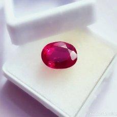 Coleccionismo de gemas: RUBY NATURAL DE 6,47CT.. Lote 243888960