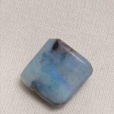 Coleccionismo de gemas: PRECIOSO CABUCHÓN DE ÓPALO BOULDER. Lote 243896670