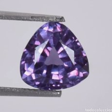 Colecionismo de pedras preciosas: EXCELENTE NATURAL ALEXANDRITE CHANGE COLOR CERTIFICADA DE 3.00 QUILATES. Lote 245085390