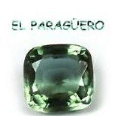 Coleccionismo de gemas: ALEJANDRITA VERDE PURPURA DE 8,85 KILATES CERTIFICADO AGI MEDIDA 1,3X1,3X0,7 CENTIMETROS-P18. Lote 247569460