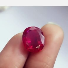 Coleccionismo de gemas: RUBÍ NATURAL DE 5,77 CT.. Lote 248071625