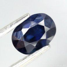 Coleccionismo de gemas: ZAFIRO 6,1 X 4,4 MM.. Lote 252849730