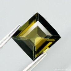 Coleccionismo de gemas: TURMALINA 6,9 X 6,5 MM. Lote 253330355
