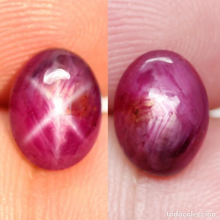 Coleccionismo de gemas: Rubi Oval 9,3 x 6,8 mm. - Foto 2 - 253335610