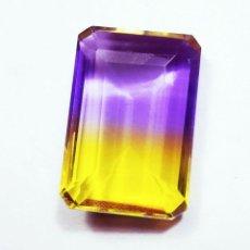 Coleccionismo de gemas: ALEXANDRITA 57.15.CT + CERTIFICADO GGL - 31.32 X 21.54 X 10.45.MM. Lote 253686155
