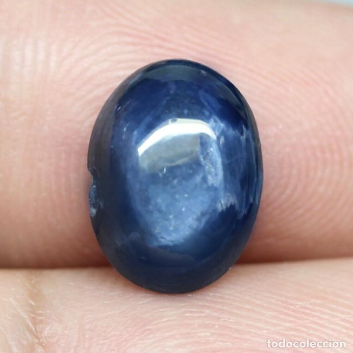 Coleccionismo de gemas: Zafiro Oval 11,7 x 8,8 mm. - Foto 3 - 255021325