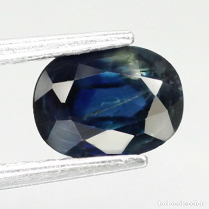 Coleccionismo de gemas: Zafiro 6,5 x 4,8 mm. - Foto 2 - 255195340