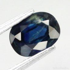 Coleccionismo de gemas: ZAFIRO 6,5 X 4,8 MM.. Lote 255195340