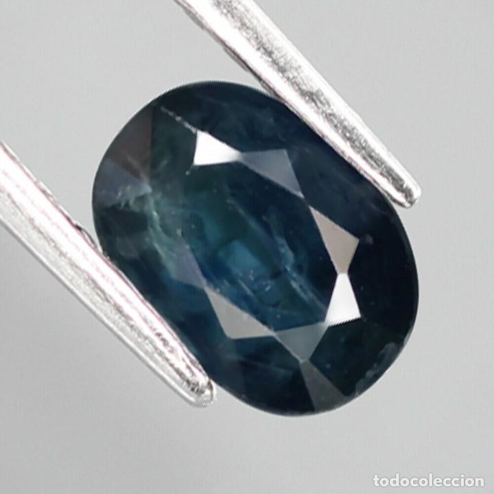 Coleccionismo de gemas: Zafiro 6,9 x 4,9 mm. - Foto 2 - 255305000