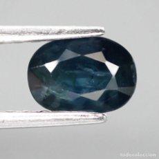 Coleccionismo de gemas: ZAFIRO 6,9 X 4,9 MM.. Lote 255305000