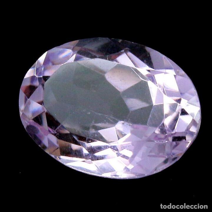 Coleccionismo de gemas: AMATISTA 14,0 x 10,0 mm. - Foto 2 - 255668160