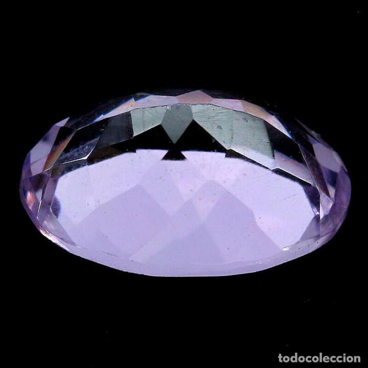 Coleccionismo de gemas: AMATISTA 14,0 x 10,0 mm. - Foto 3 - 255668160