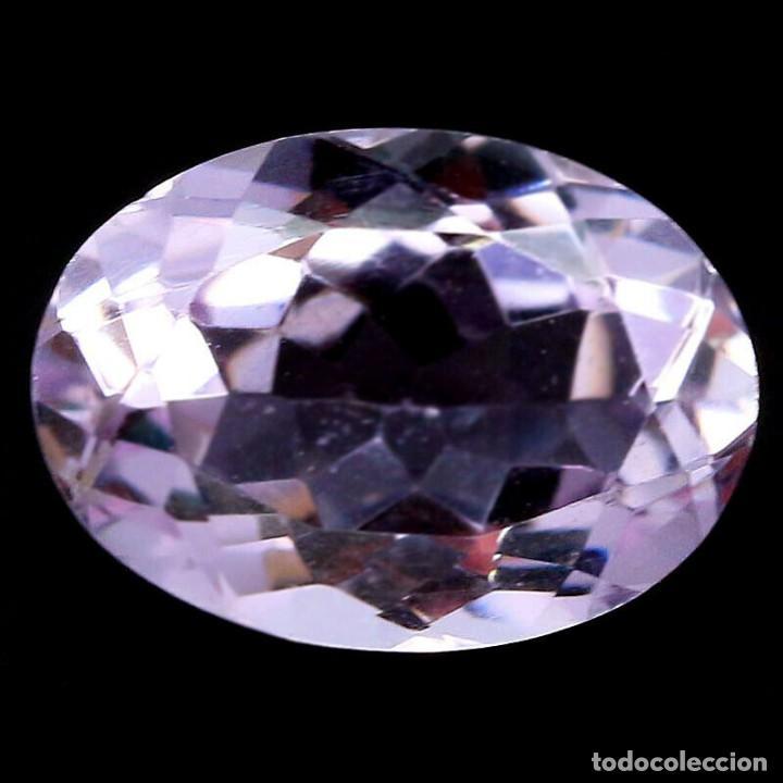 AMATISTA 14,0 X 10,0 MM. (Coleccionismo - Mineralogía - Gemas)