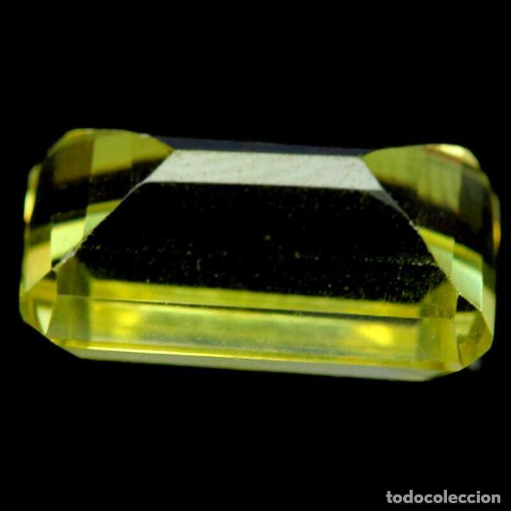 Coleccionismo de gemas: Cuarzo 15,9 x 8,7 mm. - Foto 3 - 256016475