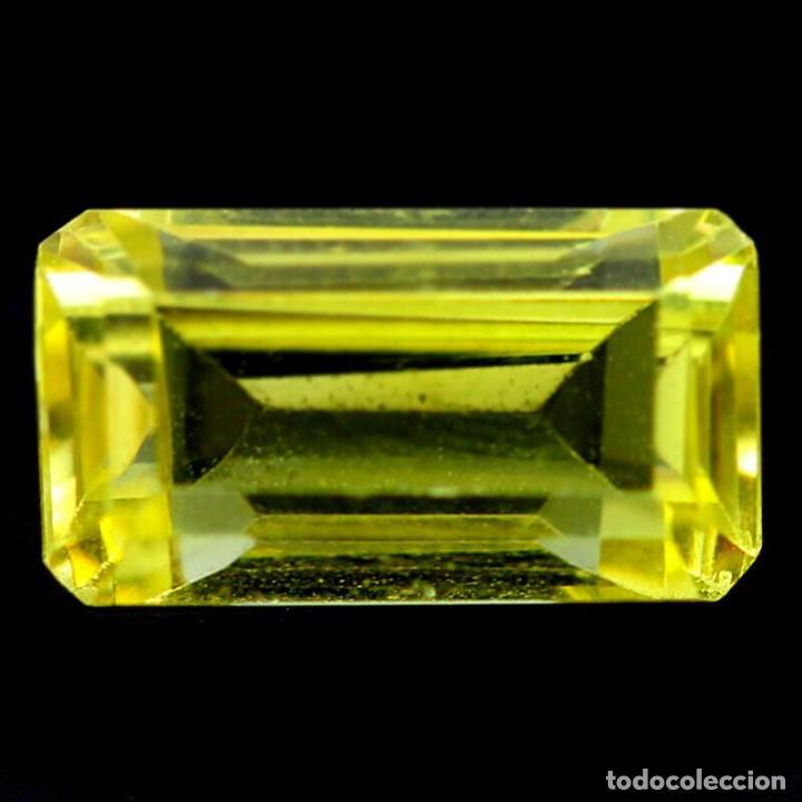 CUARZO 15,9 X 8,7 MM. (Coleccionismo - Mineralogía - Gemas)