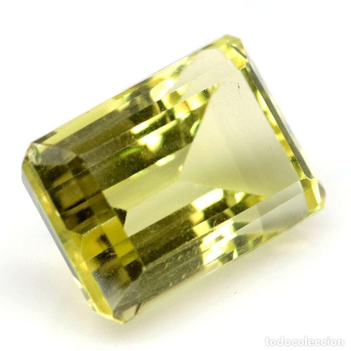 Coleccionismo de gemas: Cuarzo 15,5 x 11,4 mm. - Foto 2 - 256018720