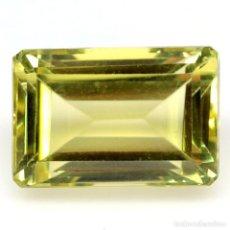 Coleccionismo de gemas: CUARZO 15,5 X 11,4 MM.. Lote 256018720