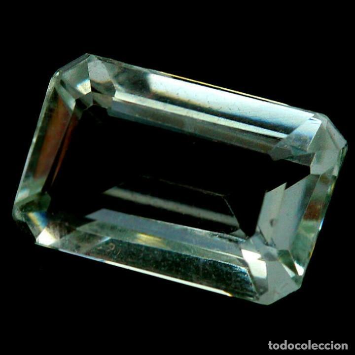 Coleccionismo de gemas: AMATISTA Verde (Prasiolita) 12,0 x 8,0 mm - Foto 2 - 256020725
