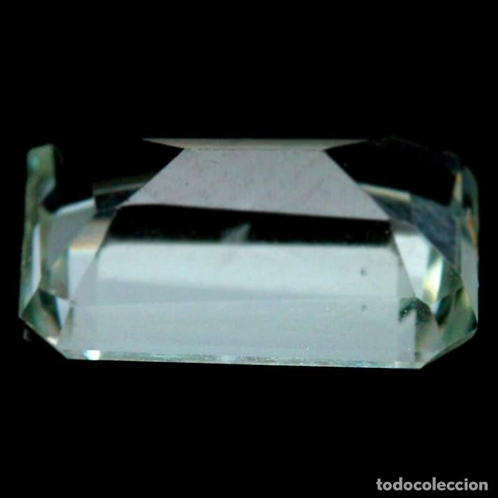 Coleccionismo de gemas: AMATISTA Verde (Prasiolita) 12,0 x 8,0 mm - Foto 3 - 256020725