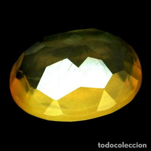 Coleccionismo de gemas: Opalo 14,6 x 12,3 mm. - Foto 3 - 256026790