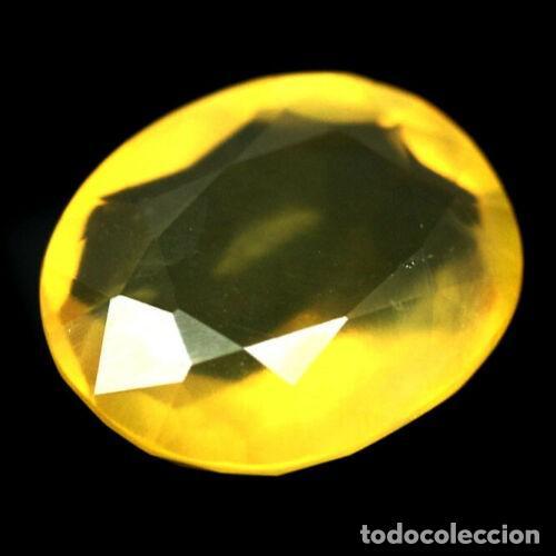 OPALO 14,6 X 12,3 MM. (Coleccionismo - Mineralogía - Gemas)