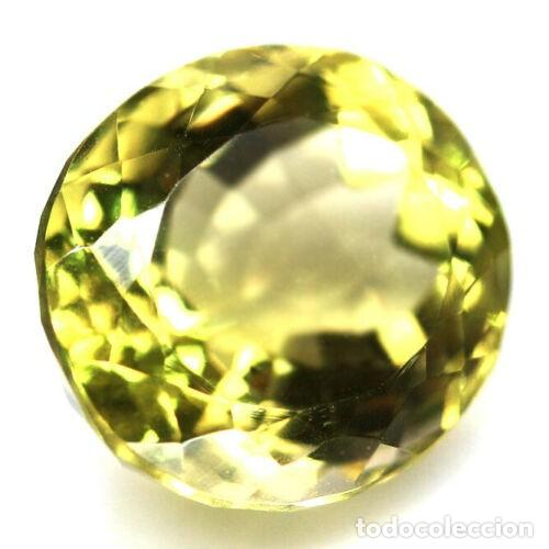Coleccionismo de gemas: Cuarzo Oval 14,6 x 13,2 mm. - Foto 2 - 256029270