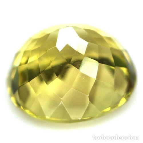 Coleccionismo de gemas: Cuarzo Oval 14,6 x 13,2 mm. - Foto 3 - 256029270