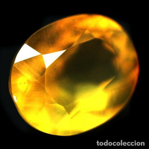 Coleccionismo de gemas: Opalo Oval 11,0 x 8,7 mm. - Foto 2 - 256046990