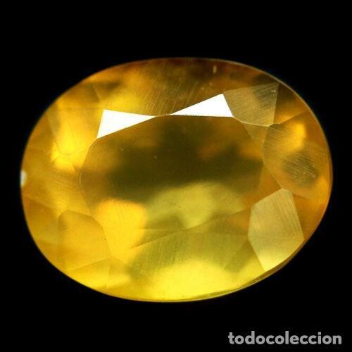 OPALO OVAL 11,0 X 8,7 MM. (Coleccionismo - Mineralogía - Gemas)