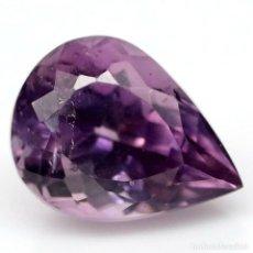 Coleccionismo de gemas: AMATISTA 13,7 X 10,3 MM.. Lote 257353230