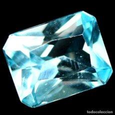 Coleccionismo de gemas: TOPACIO 9,1 X 7,1 MM.. Lote 257356300