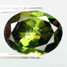 Coleccionismo de gemas: TURMALINA OVAL 12,0 X 10,0 MM.. Lote 258225700