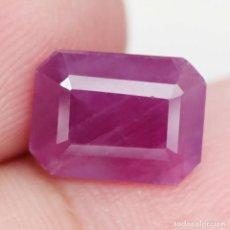 Coleccionismo de gemas: RUBI 10,4 X 7,4 MM.. Lote 258805625