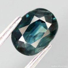 Coleccionismo de gemas: ZAFIRO OVAL 7,0 X 5,3 MM.. Lote 258808855
