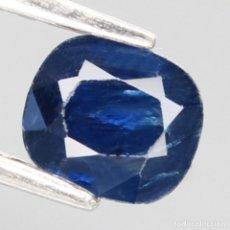 Coleccionismo de gemas: ZAFIRO 5,8 X 5,2 MM.. Lote 258810825