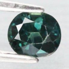 Coleccionismo de gemas: ZAFIRO 5,0 X 4,3 MM.. Lote 258811195