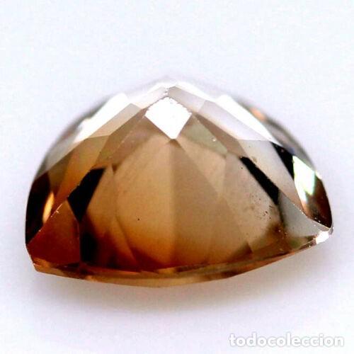Coleccionismo de gemas: Topacio Champang 9,0 x 9,0 mm - Foto 3 - 259043100