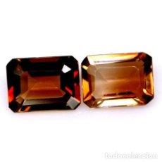Coleccionismo de gemas: TOPACIO CHAMPANG 8,0 X 6,0 MM. Lote 259043130
