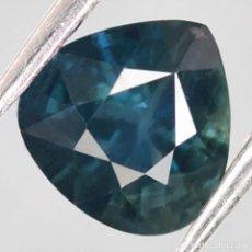 Coleccionismo de gemas: ZAFIRO 6,6 X 6,5 MM.. Lote 261305045